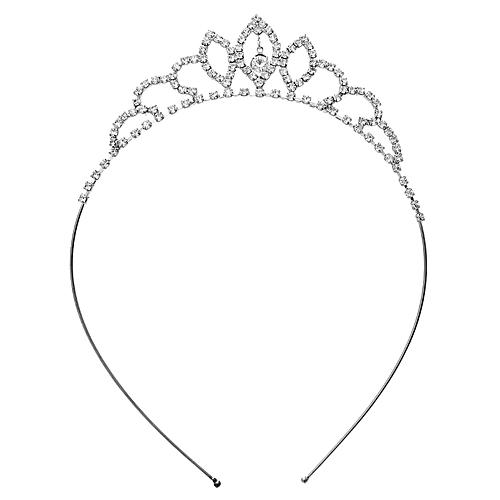 Headband: Rhinestones Tiara Headband